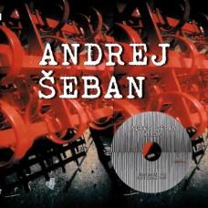 """Andrej Šeban (kniha portrétov a CD """"bezslov"""")"""